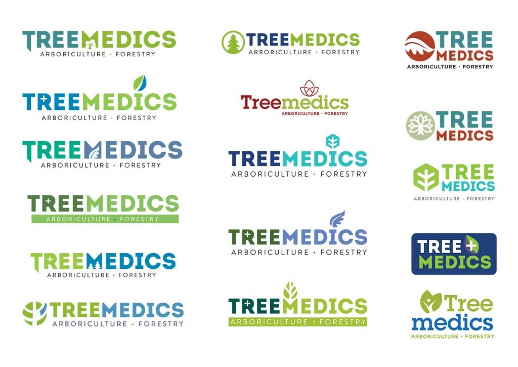 Tree Medics Logo