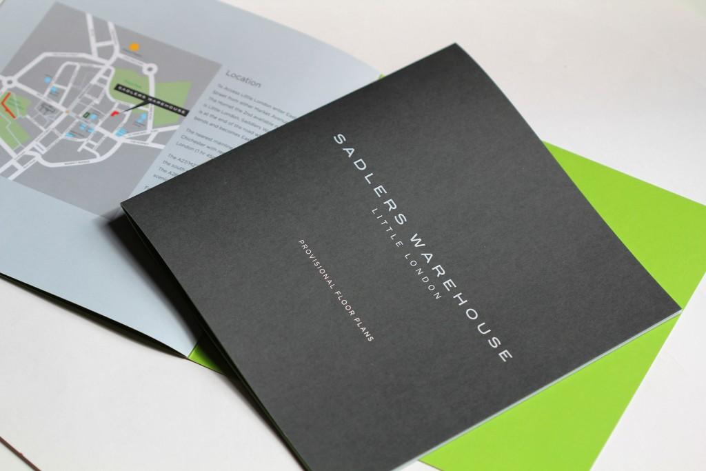 brochure design sadlers