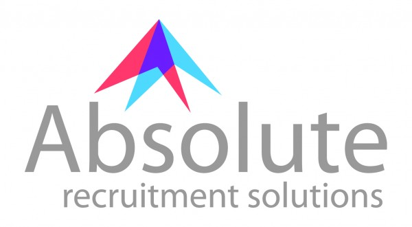 Absolute Recruitment Logo Design