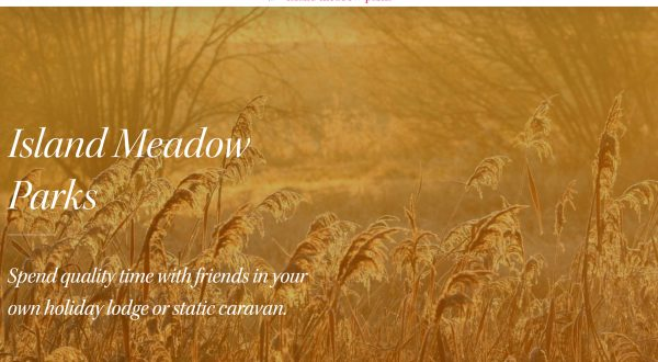 Island Meadow Website Design and Build