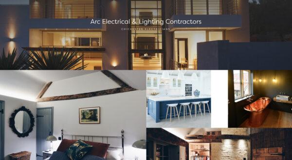 Arc Electrical Website